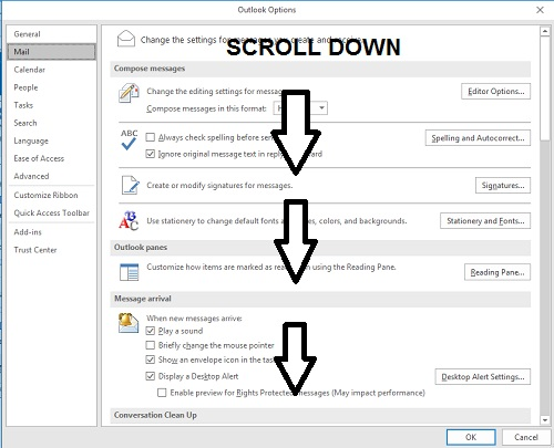 Outlook-file-options-scroll