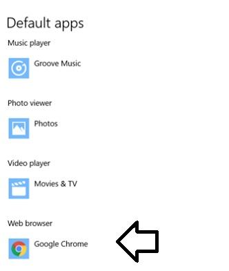 google-chrome-as-default