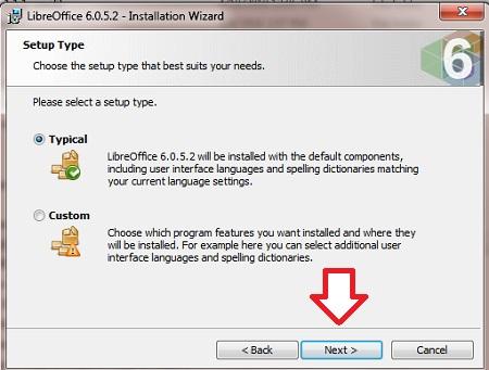 install-wizard-libre-custom.jpg