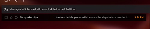 scheduled-email