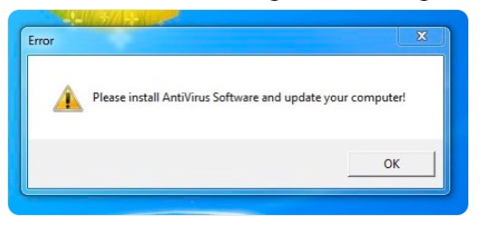 uninstall and add antiviurs