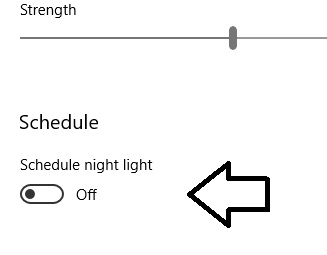 schedule-night