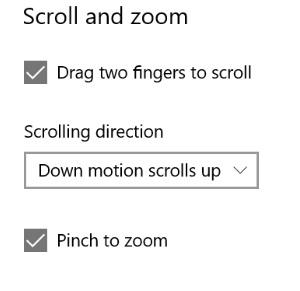scrolling-options