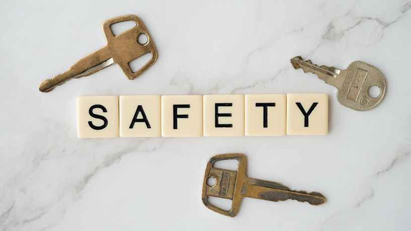 house door business safe