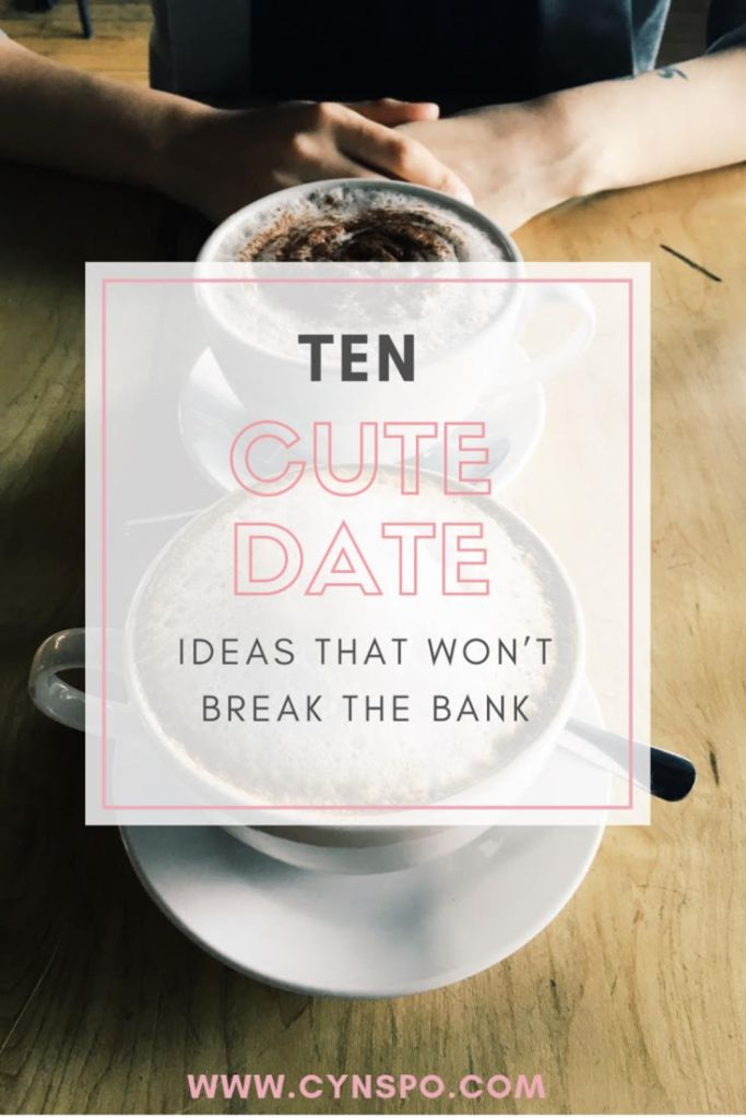 Are you looking to change things up? These ten cute date ideas won't break the bank! budget and adventure friendly! Grab your partner!