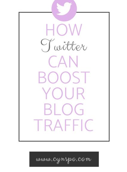 How to Use Twitter to Boost Your Blog Traffic