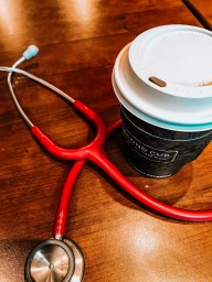 stethoscope, coffee, 10 Things No One Tells You About When You Graduate