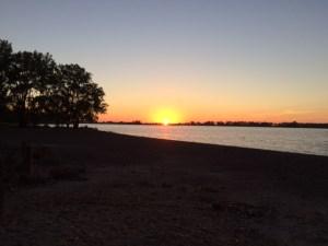 Ten Miler - sunrise