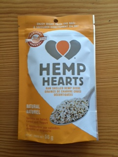 Review:  Manitoba Hemp Hearts