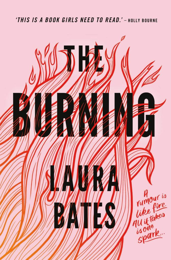 the burning giveaway