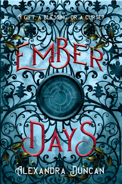 ember days cover reveal