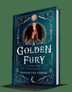 a golden fury