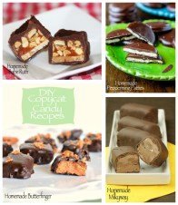 DIY Copycat Candy Recipes