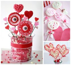 Valentine's Day Candy Pops
