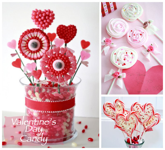 Valentine Day Candy Cover