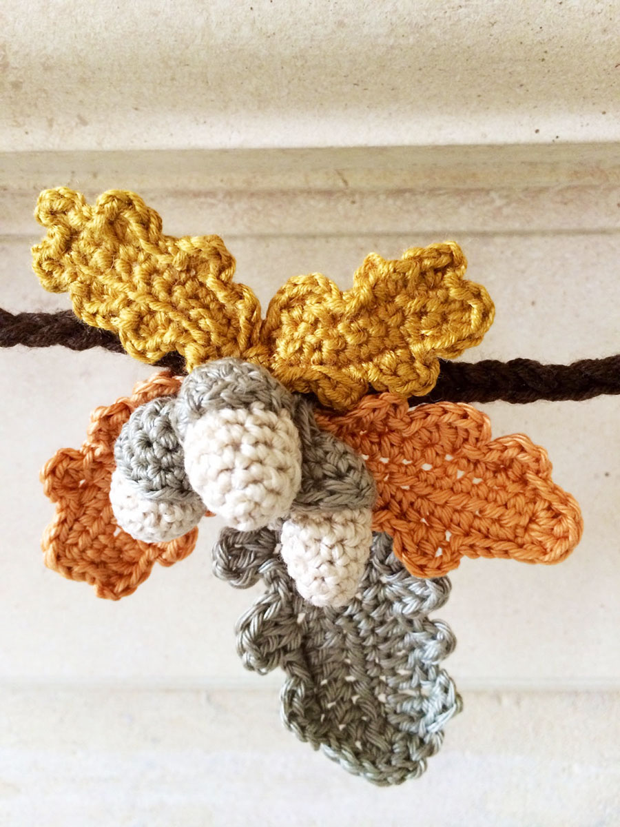 Ten Beautiful Free Autumn Crochet Patterns