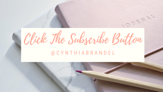 Subscription to Cynthia Brandel blog. Receive insights, tips and tricks from an enthusiast hobby blog. Did I mention you can snag some stuff along the way. Click through to find out more.