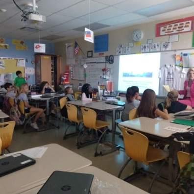 5th Grade German Class