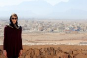 from Tower of Silence, Yazd, Iran