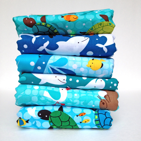 Robert Kaufman Fabrics - Friendly Seas