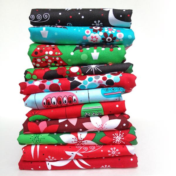 Robert Kaufman Fabrics - Retro Christmas
