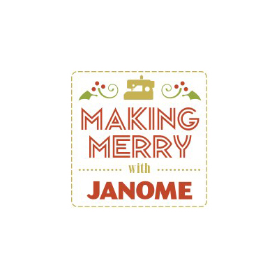 Making Merry with Janome: Hexi Holidays Table Mat