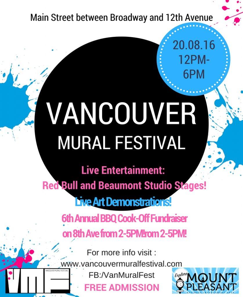 Vancouver Mural Festival 3