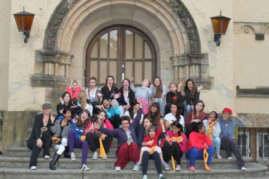 Berlin- ThinkPeace Girls- Power of Giving Back