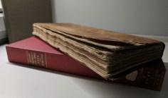 Benjamin Franklin's Post Office Book, 1748-1752
