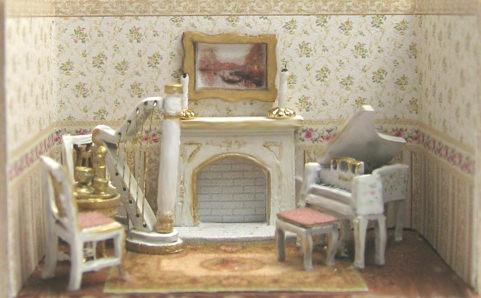 Dutch Baby House Furniture Kits Cynthia Howe Miniatures