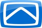 Akaku blue logo