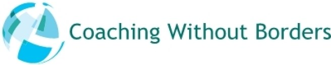 Coaching Without Borders left text logo