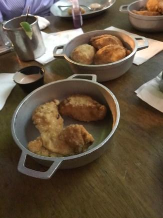 Raices. Empanadillas de carne (beef empanadas)
