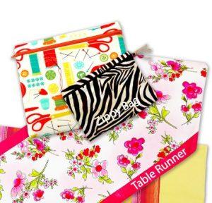 #310 Cynthia's Sewing School for Beginners @ Cynthia's Fine Fabrics