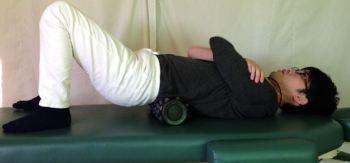 ランブルローラー 使い方 腰方形筋 腸肋筋 最長筋 効果あり