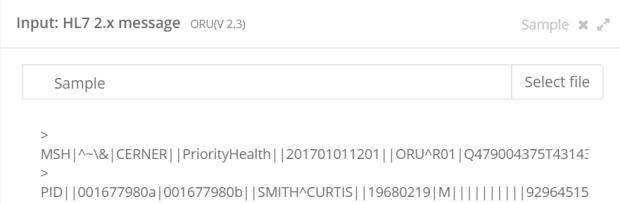 Redix on FHIR: convert HL7 2 x ORU to FHIR – Redix on HIPAA