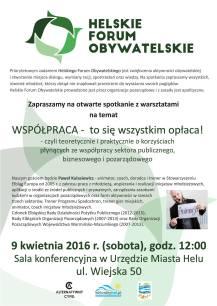 09.04.2016 - plakat HFO