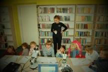 2017.01.23 - Mikroświat - Ferie zimowe w Bibliotece