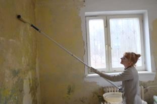 2017.03 - Cypel Hostel, prace remontowe