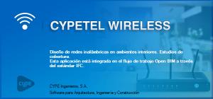 CYPETEL Wireless. Diseño de redes inalámbricas