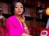 Toke Makinwa has a message for people who won't stay out of her business