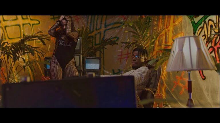 King Perryy – Murder ft. Teni [VIDEO]