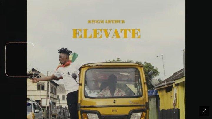 New Music + Video: Kwesi Arthur – 'Elevate (Black Stars Anthem)'