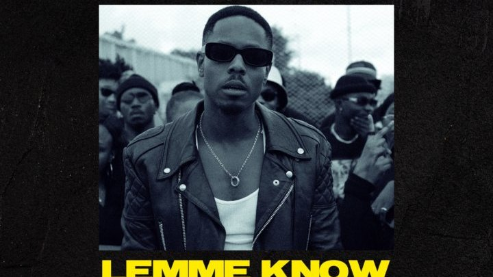 "Mavin Records rapper, Ladipoe releases for a his fans a brand new record titled ""Lemme Know"". The track was produced by raving record producer, Ozedikus, while the video was directed by Xela. ENJOY"