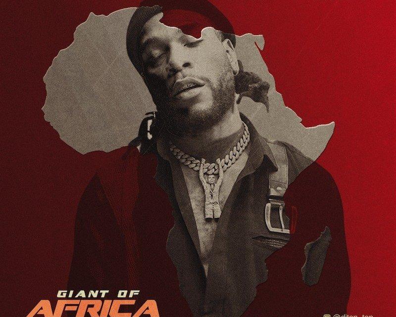 DJ TEN TEN - GIANT OF AFRICA MIX