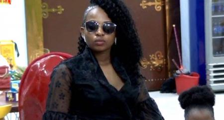 BBNaija: Cindy leaves the house in surprise eviction