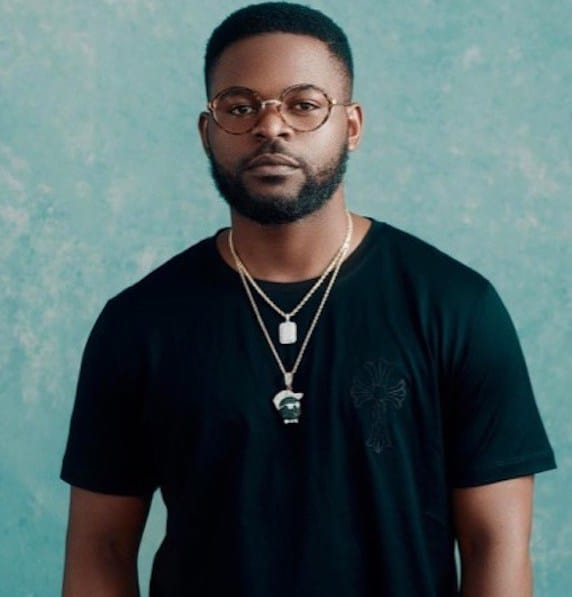 FALZ - BETTER (COVER)