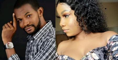 Uche Maduagwu trolls Mr. P for supporting BBNaija housemate Tacha