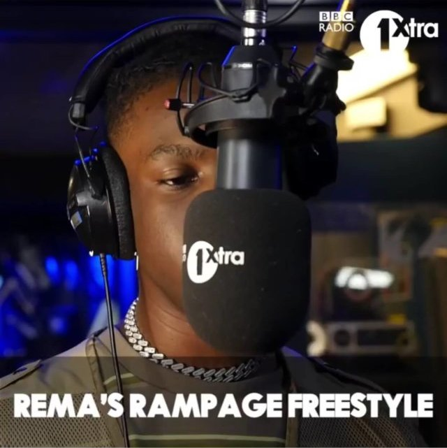 (Freestyle) Rema – Rampage
