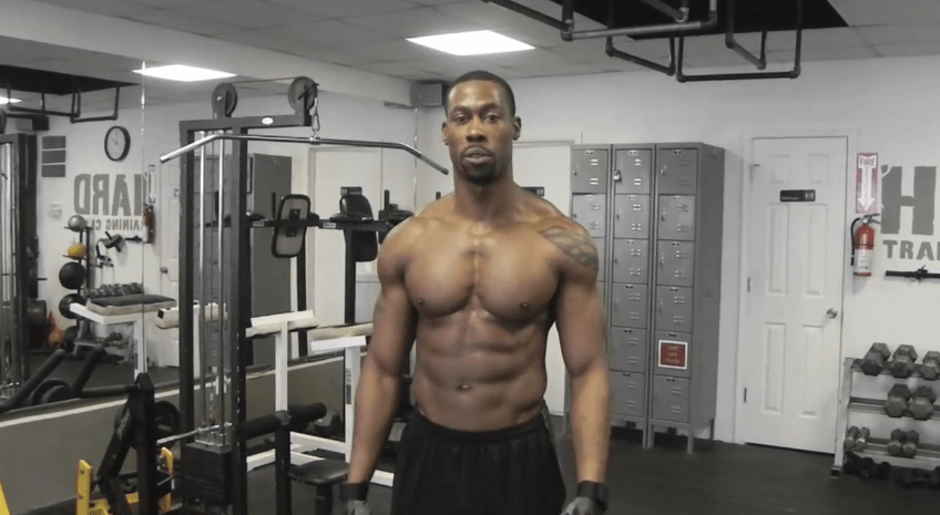 WORKOUTS: Gustavus Wyche's Build and Burn Workout [VIDEO]